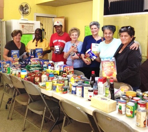 Food Pantry Holy Trinity Episcopal Church